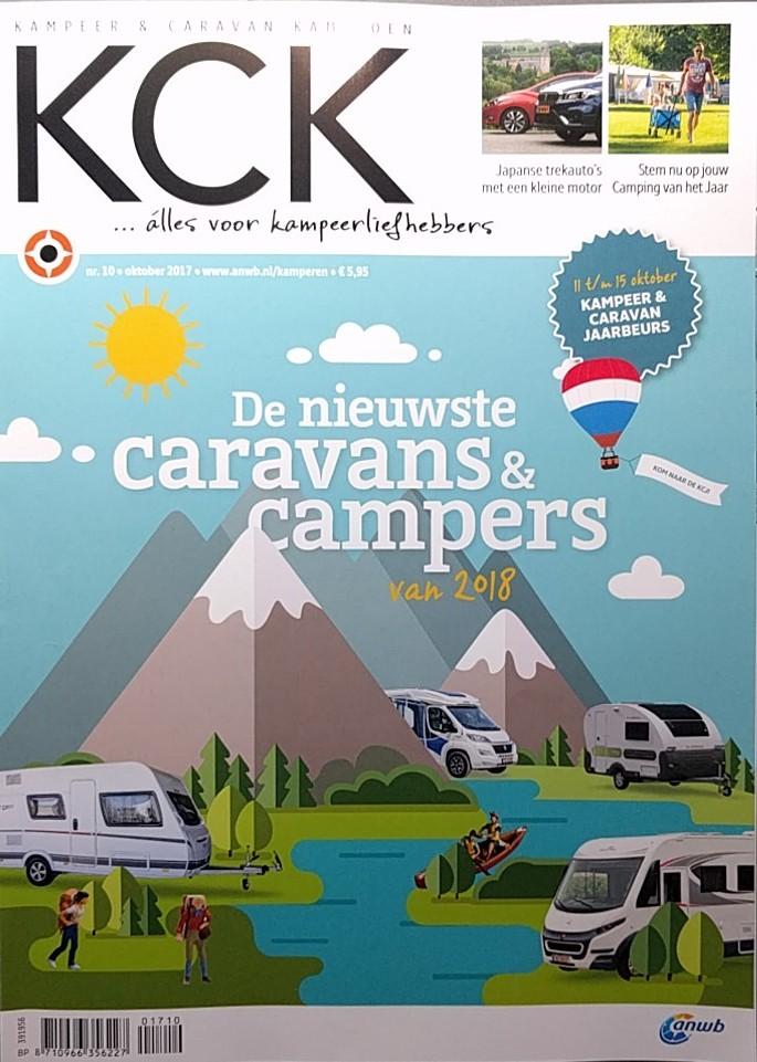 Verbazingwekkend KCK oktober :: Kampeerproducten voor caravan en camper | Viva Kamperen DU-99