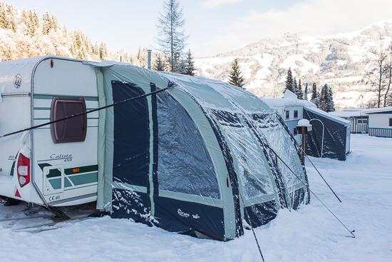 Doréma Magnum Air Geschikt Voor Winterkamperen